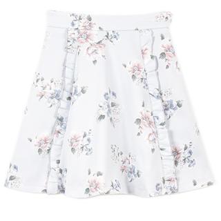 evelyn - evelyn 花柄 スカート
