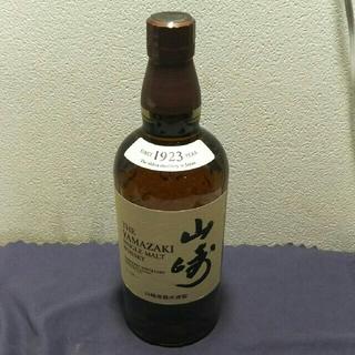 サントリー(サントリー)の山崎シングルモルトウイスキー NV(ウイスキー)