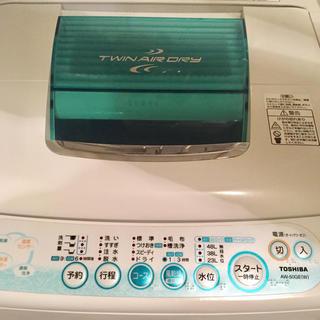 東芝 - 東芝 全自動洗濯機 AW-50GE