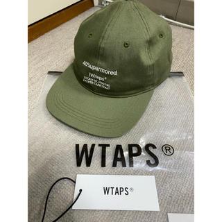 ダブルタップス(W)taps)のWTAPS T-6 01 COTTON TWILL CAP OLIVE DRAB(キャップ)