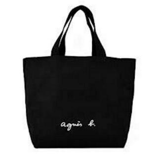 agnes b. - ★新品未使用★ アニエスべ-ト-トバッグ ブラック