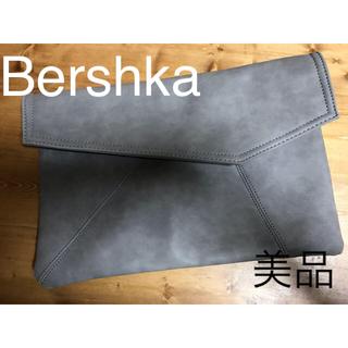 ベルシュカ(Bershka)のベルシュカ Bershka クラッチバッグ スエード(セカンドバッグ/クラッチバッグ)
