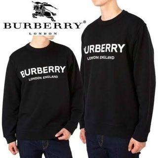 BURBERRY - トレーナー