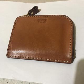 ヘルツ(HERZ)のHERZ ヘルツ L字ファスナー ミニ財布(コインケース/小銭入れ)