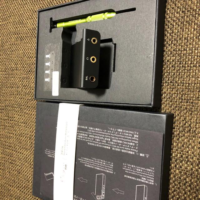 iriver(アイリバー)のcayin N6mk2 マザーボードA01 スマホ/家電/カメラのオーディオ機器(ポータブルプレーヤー)の商品写真