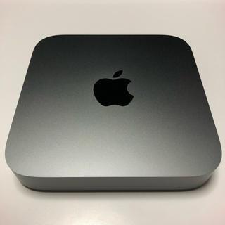 マック(Mac (Apple))のMac mini 2018 32GB SSD 256GB カスタム 美品(デスクトップ型PC)