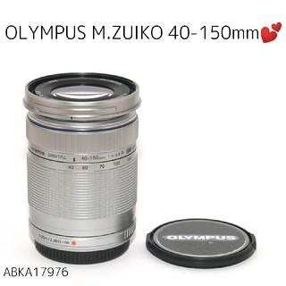 オリンパス(OLYMPUS)の❤OLYMPUS❤M.ZUIKO 40-150mm❤ミラーレス用❤望遠レンズ(レンズ(ズーム))
