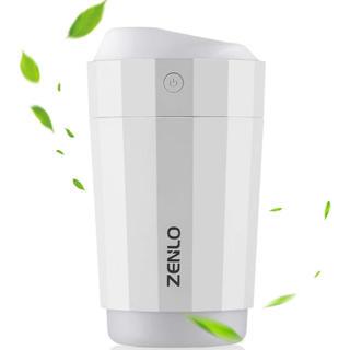3.31 ZENLO 加湿器 卓上 超音波式 加湿器 超静音 車用加湿器 除菌(加湿器/除湿機)