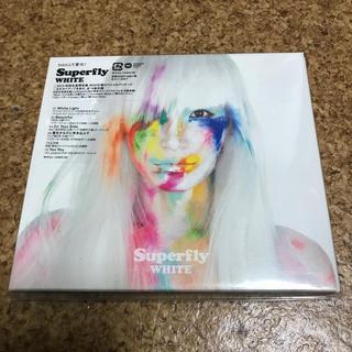 新品未開封 WHITE(初回生産限定盤)Superfly(ポップス/ロック(邦楽))