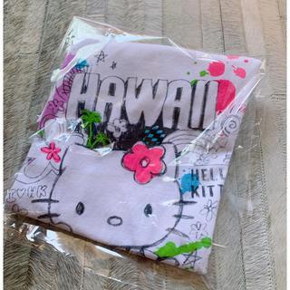 ハローキティ - Hawaii購入 キティちゃんTシャツ ハワイアン ハローキティ