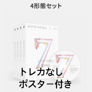 ボウダンショウネンダン(防弾少年団(BTS))のBTS アルバム トレカ ポスター(K-POP/アジア)