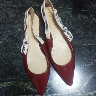クリスチャンディオール(Christian Dior)の12万  Dior  38  shoes(ハイヒール/パンプス)