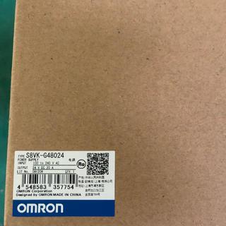 オムロン(OMRON)の未使用 オムロン DC電源 S8VK-G48024  DC24V 480W (その他)