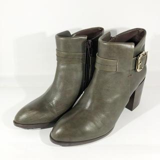 ダイアナ(DIANA)の美品 ダイアナ ブーツ パンプス ヒール リーガル サンローラン miu(ブーツ)