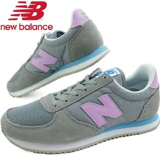 New Balance - 新品送料無料♪34%off!超人気ニューバランス☆ビンテージグレイ☆
