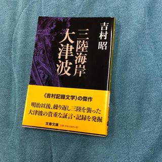 三陸海岸大津波(文学/小説)