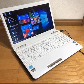 東芝 - 美品 高速Core i3 東芝dynabook Windows10