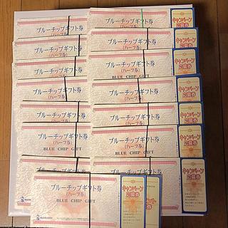 ブルーチップ ハーフ券 150枚セット 応募券付き(その他)