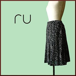 アールユー(RU)の★Ru★春夏 膝丈スカート(ひざ丈スカート)