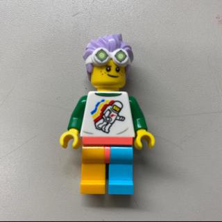 レゴ(Lego)のレゴ ミニフィグ 特典(積み木/ブロック)