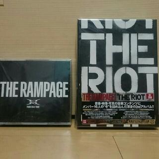 ザランページ(THE RAMPAGE)のTHE RAMPAGE アルバムまとめ売り(ポップス/ロック(邦楽))
