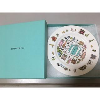 Tiffany & Co. - 新品未使用☆Tiffany 5thアベニュー デザートプレート【2枚セット】