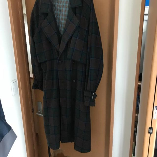 Jieda(ジエダ)のjieda 19aw トレンチコート メンズのジャケット/アウター(トレンチコート)の商品写真