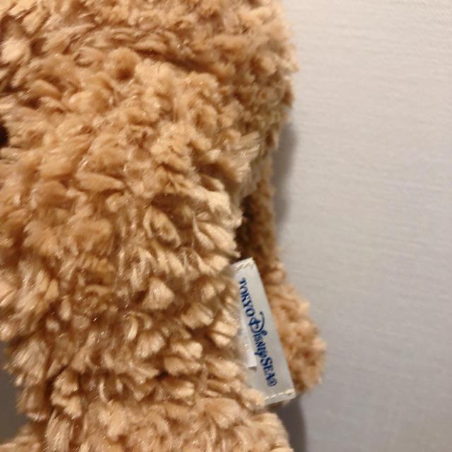 ダッフィー(ダッフィー)のダッフィー ぬいぐるみ ディズニーシー限定 エンタメ/ホビーのおもちゃ/ぬいぐるみ(ぬいぐるみ)の商品写真