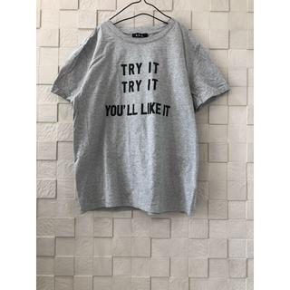 アーペーセー(A.P.C)の【A.P.C】Tシャツ(Tシャツ(半袖/袖なし))