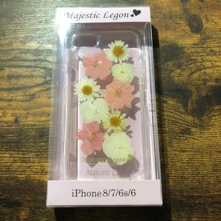 マジェスティックレゴン(MAJESTIC LEGON)のmajestic legon   iPhoneケース(iPhoneケース)