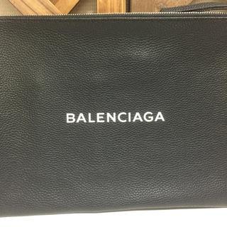 Balenciaga - Balenciaga バレンシアガ クラッチバッグ 黒