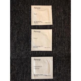イソップ(Aesop)のイソップ   香水 3種セット(化粧水/ローション)
