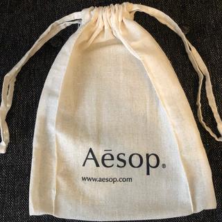 イソップ(Aesop)のイソップ   巾着袋 小 美品(日用品/生活雑貨)