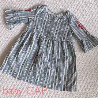 babyGAP - baby GAP☆ワンピース