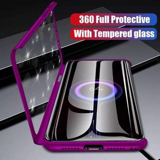 iPhone 11 ケース 360°全面保護 シルバー(iPhoneケース)