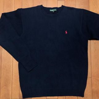 Ralph Lauren - ラルフローレン  セーター 160 ネイビー