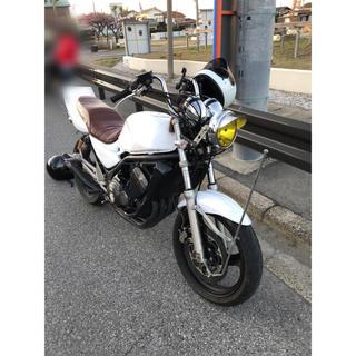 カワサキ - バリオス2 実動車