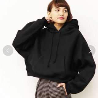 TODAYFUL - RED CHOP WORKS レッドチョップ ワークス 裏起毛パーカー