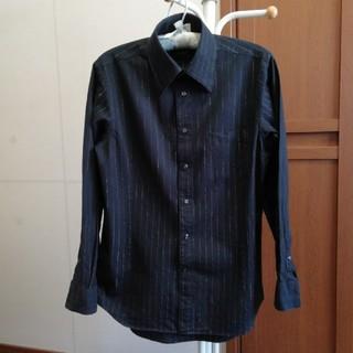 フィッチェ(FICCE)のラメストライプシャツ(シャツ)