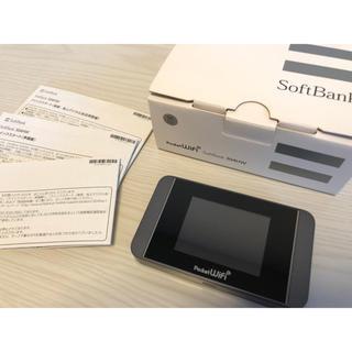 ソフトバンク(Softbank)のポケットWi-Fi Softbank(その他)