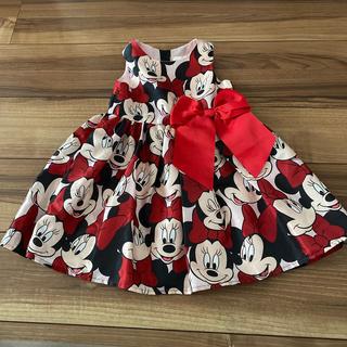 H&M - ミニー ワンピース ドレス
