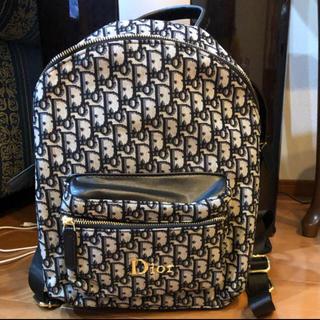 クリスチャンディオール(Christian Dior)の美しいバッグ(リュック/バックパック)