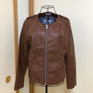 CECIL McBEE - セシル 茶色 ジャケット サイズ38 試着のみ