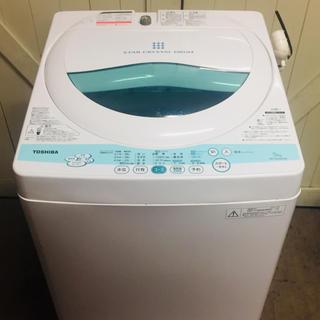 東芝 - 東芝 ステンレス槽 とても使いやすい 5.0kg  洗濯機