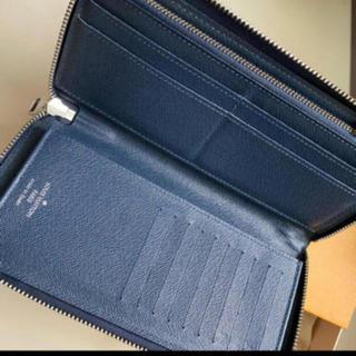 LOUIS VUITTON - 美品正規品ルイヴィトンタイガヴェルティカルジッピーウォレット 長財布