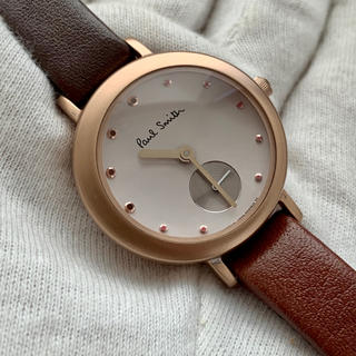 Paul Smith - ポールスミス レディース  腕時計 1040-s097126 電池新品 スモセコ