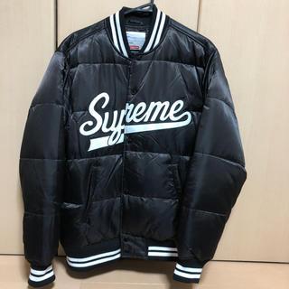 Supreme - Supreme Script Varsity Puffy Jacket ダウン