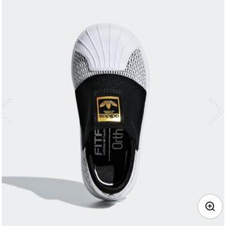 adidas - アディダス キッズ用スリッポン16.0cm