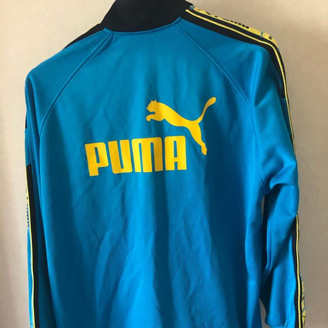 PUMA(プーマ)のPUMA  ジャージ上下 スポーツ/アウトドアのサッカー/フットサル(ウェア)の商品写真