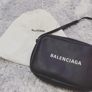 BALENCIAGA BAG - バレンシアガ エブリデイ カメラバッグS